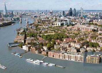 Thumbnail 1 bed flat for sale in Alexander Wharf, London Dock, Pennington Street
