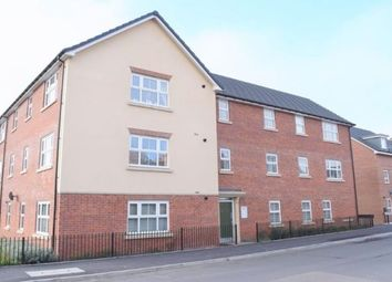 Thumbnail 2 bed flat to rent in Damselfly Court, Nuneaton