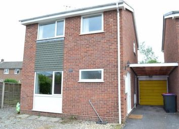 Thumbnail 4 bed detached house to rent in Stretton Avenue, Newport