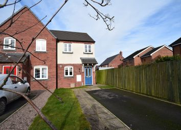 Thumbnail 2 bed semi-detached house for sale in Mill Park, Waymills, Whitchurch