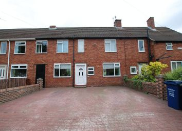 Thumbnail 3 bed terraced house to rent in Marlborough Avenue, Gosforth, Newcastle Upon Tyne