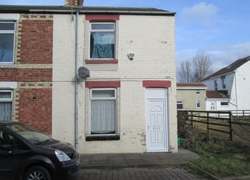 Thumbnail 2 bed end terrace house for sale in Edward Street, Eldon Lane, Bishop Auckland
