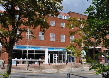 Thumbnail 2 bedroom flat to rent in Church Road, Welwyn Garden City