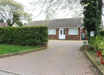 Thumbnail 3 bedroom bungalow to rent in Ickwell Road, Sandy