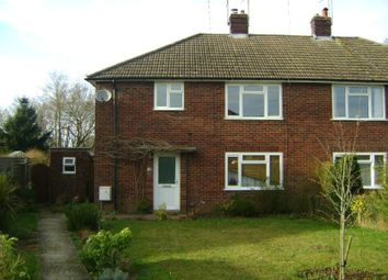 Thumbnail 1 bedroom flat to rent in Admers Crescent, Liphook