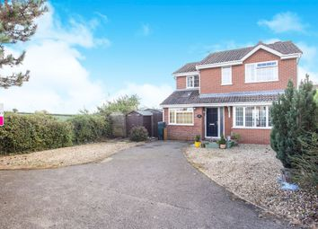 Thumbnail 4 bedroom detached house for sale in Roman Crescent, Swaffham