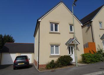 Thumbnail 3 bed detached house for sale in Cilgant Y Lein, Pyle, Bridgend