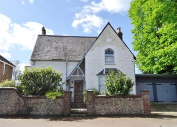 Thumbnail 4 bed detached house for sale in Broadwater Street East, Worthing, West Sussex