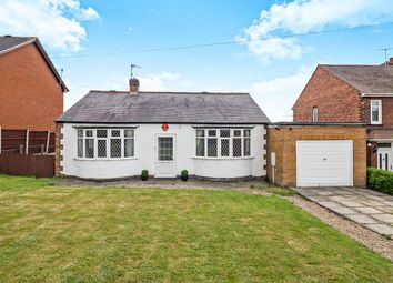 Thumbnail 4 bed bungalow for sale in Chewton Street, Eastwood, Nottingham