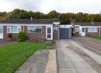 Thumbnail 2 bed bungalow to rent in Malcolm Grove, Littleover, Derby
