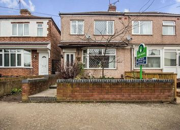 Thumbnail 3 bed terraced house to rent in Kirkdale Avenue, Coventry