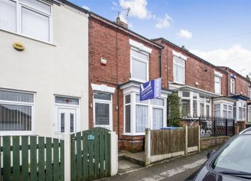 Thumbnail 2 bed terraced house for sale in Albion Street, Mansfield