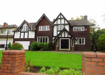 Thumbnail 5 bedroom detached house for sale in Sheepfoot Lane, Prestwich, Prestwich Manchester