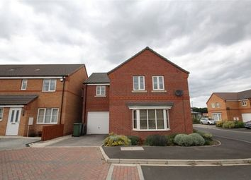 Thumbnail 4 bed detached house to rent in Spruce Way, Selby