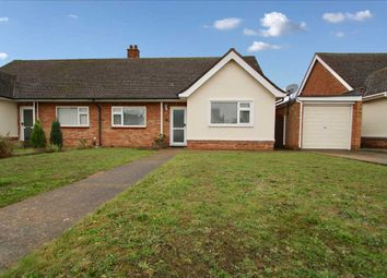 Thumbnail 2 bedroom semi-detached bungalow for sale in Rye Close, Ipswich