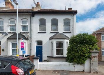 Crescent Road, Ramsgate CT11. 3 bed semi-detached house