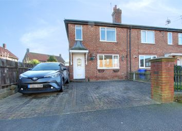 Thumbnail 3 bed end terrace house for sale in Greenwood Avenue, Beverley, East Yorkshire