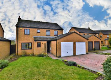 Thumbnail 4 bed detached house for sale in Ermine Rise, Great Casterton, Stamford