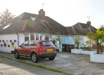 Thumbnail 3 bed semi-detached bungalow for sale in Farmlands Avenue, Polegate, East Sussex