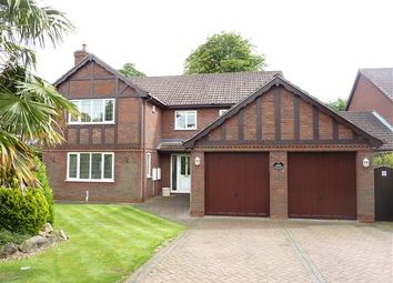 Thumbnail 4 bed detached house for sale in Augusta Oaks, Grimsby