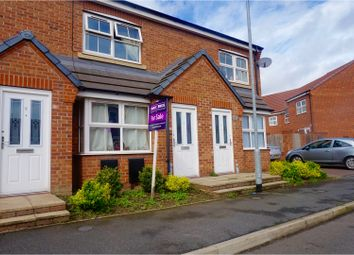 Thumbnail 2 bedroom terraced house for sale in Heron Gate, Scunthorpe