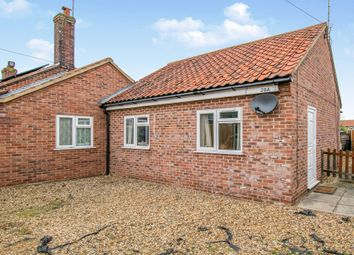 Thumbnail 1 bed semi-detached bungalow for sale in Recreation Road, North Walsham