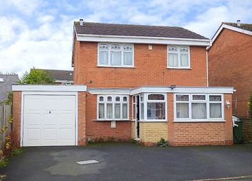Thumbnail 4 bedroom detached house for sale in Holmes Drive, Rubery