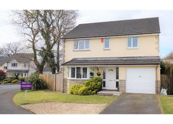 Thumbnail 4 bed detached house for sale in Hessary View, Tavistock