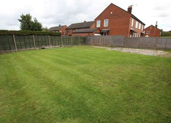 Thumbnail 3 bedroom land for sale in Land On Kingsway, Bamber Bridge, Preston