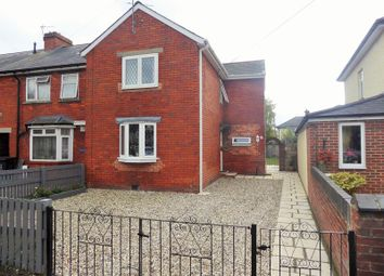 Thumbnail 3 bedroom end terrace house for sale in Whitworth Road, Swindon