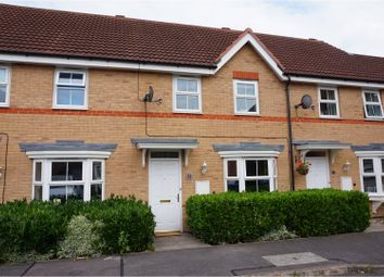 Thumbnail 3 bed town house for sale in Marquis Gardens, Chellaston
