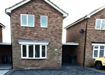 Thumbnail 2 bed detached house to rent in Chesterton Drive, Nuneaton, Warwickshire
