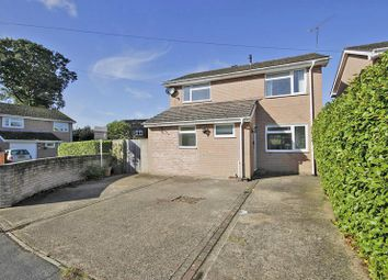 Thumbnail 4 bed property for sale in Clare Lodge Close, Bransgore, Christchurch