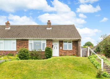 Thumbnail 2 bed semi-detached bungalow for sale in Broad View, Broad Oak, Heathfield