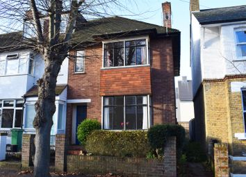 Thumbnail 3 bed end terrace house for sale in Warfield Road, Hampton