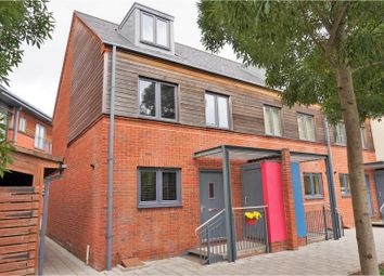 Thumbnail 3 bed terraced house for sale in Diglis Dock Road, Worcester