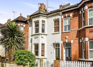 Thumbnail 3 bed flat for sale in Silver Crescent, Chiswick, London