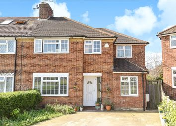Thumbnail 4 bed semi-detached house for sale in Elstow Close, Ruislip, Middlesex