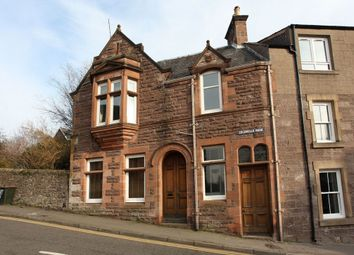 Thumbnail 4 bedroom end terrace house for sale in Coldwells Road, Crieff