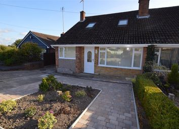 Thumbnail 4 bed semi-detached bungalow to rent in Nether Close, Wingerworth, Chesterfield