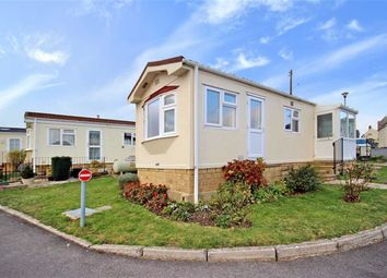 Thumbnail 1 bed mobile/park home for sale in Orchard Park, Royal Wootton Bassett, Wiltshire