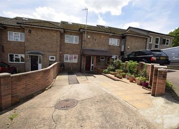 Thumbnail 4 bed terraced house for sale in Swanstead, Basildon, Essex