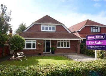 Thumbnail 5 bed detached house for sale in Lewis Road, Istead Rise