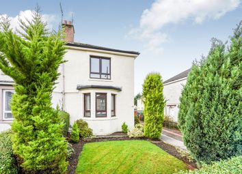 Thumbnail 2 bed semi-detached house for sale in Gartcraig Road, Riddrie, Glasgow
