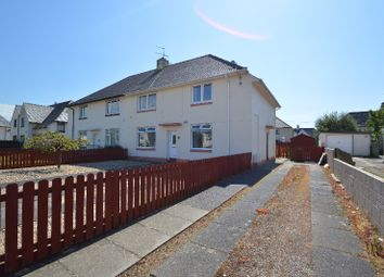 Thumbnail 2 bed flat for sale in Marchburn Avenue, Prestwick, South Ayrshire