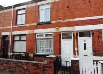 Thumbnail 2 bedroom terraced house for sale in Longford Street, Abbey Hey, Manchester