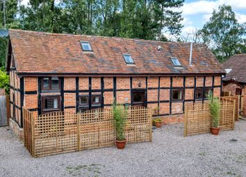 Thumbnail 2 bed barn conversion for sale in Ullenhall Lane, Ullenhall, Henley-In-Arden