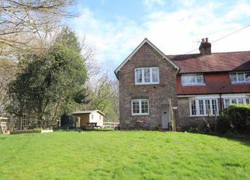 Thumbnail 3 bed semi-detached house to rent in Moat Lane, Waldron, Heathfield
