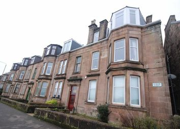Thumbnail 2 bed flat for sale in Newark Street, Greenock