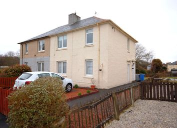 Thumbnail 1 bedroom flat for sale in Clyde Avenue, Bothwell, Glasgow